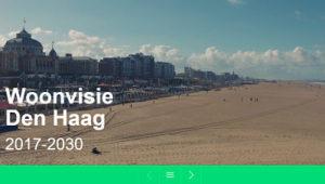 Den Haag presenteert Woonvisie 2017-2030
